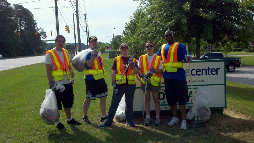 Wilson Jaycees - Adopt A Highway
